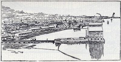 Northern Railroad Pier