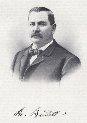 Captain Benjamin Boutell