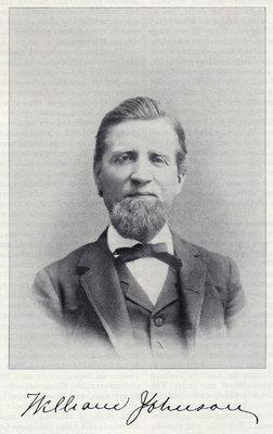 Captain William Johnson