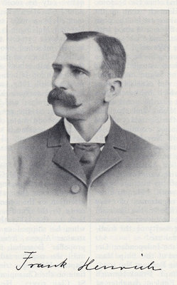 Capt. Frank Henrich