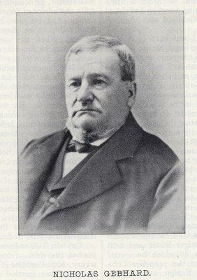 Captain Nicholas Gebhard