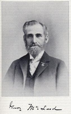 Captain George McLeod