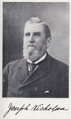 Captain Joseph Nicholson
