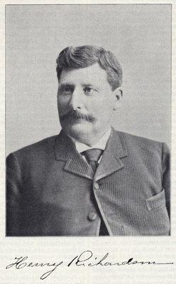 Captain Henry Richardson