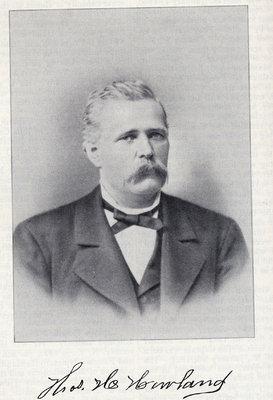 Captain Thomas H. Howland