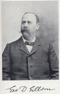 Captain George D. Gillson