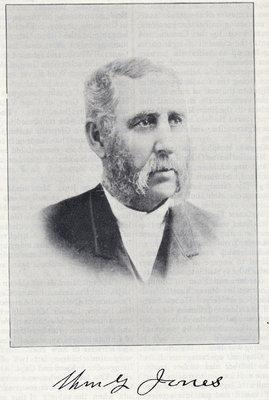 Captain William G. Jones