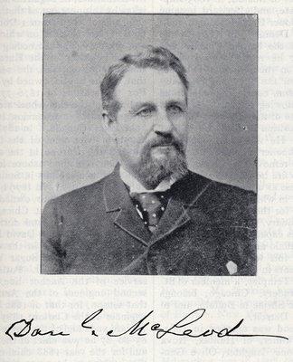 Captain Daniel McLeod
