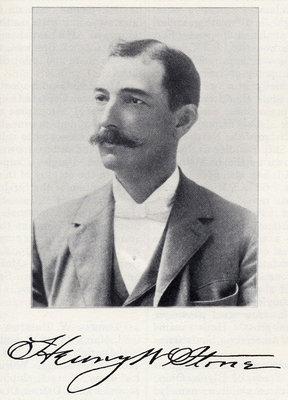 Captain Henry W. Stone