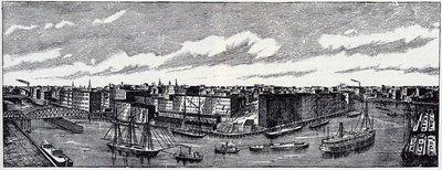Wolf Point in 1870