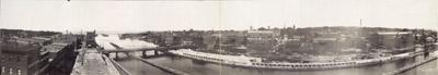 Panorama of Oswego, N.Y.