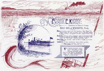 FRANK E. KIRBY