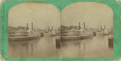 Upper Canada Steamers, Montreal