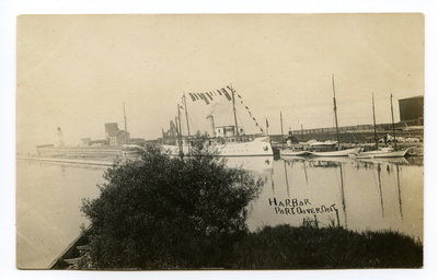 Harbor, Port Dover, Ont