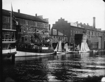 Syracuse Camera Club in Oswego Harbor