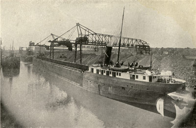 Sixteenth St. Dock of the Milwaukee Western Fuel Co., Milwaukee, Wis.