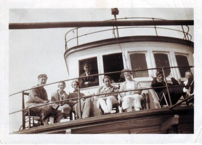 Group on the Britannic