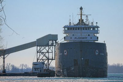 Algoway at Windsor Salt Mines pier