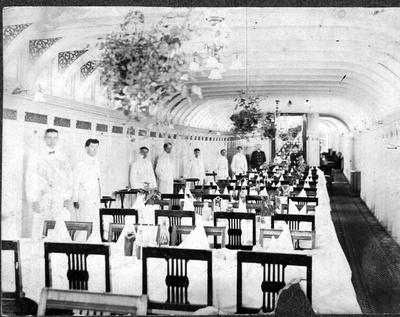 Ship's Dining Room