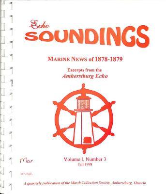 Echo Soundings: Marine News of 1878-1879