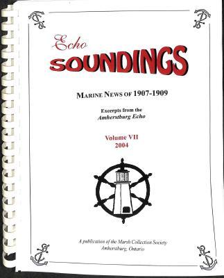 Echo Soundings: Marine News of 1907-1909