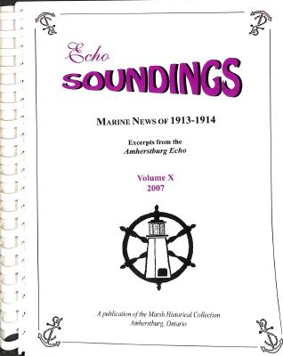 Echo Soundings: Marine News of 1913-1914