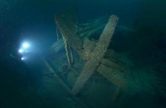 FLORETTA shipwreck (schooner): National Register of Historic Places