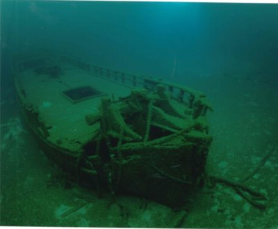 HOME shipwreck (Schooner): National Register of Historic Places