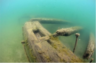 MAJOR ANDERSON shipwreck (barkentine): National Register of Historic Places