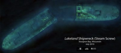 LAKELAND Shipwreck( Steam Screw): National Register of Historic Places