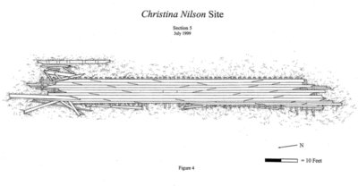 CHRISTINA NILSSON (Shipwreck): National Register of Historic Places