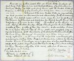 Ermatinger, Bond, 1 August 1822