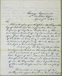 Treasury Department, letter, 9 April 1845