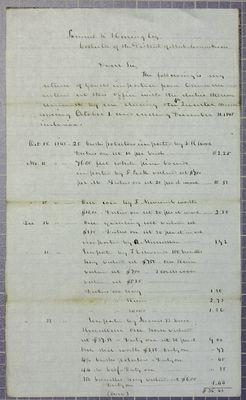 Sault Ste. Marie Entrances, Report, 31 December 1845
