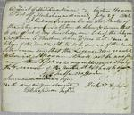 Dolphin, Oath, 29 July 1846