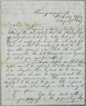 Treasury Department, letter, 9 August 1847