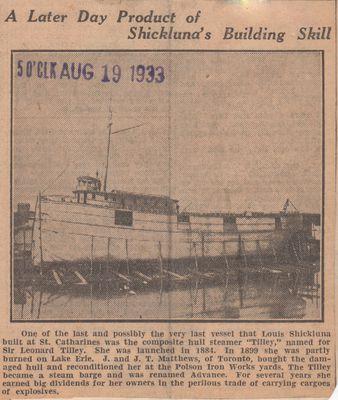 He Built 120 Ships: Schooner Days CI (101)