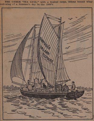 The Sailing Express Wagon: Schooner Days XL (40)