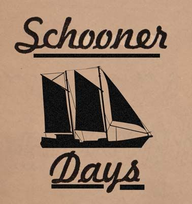 Eight Days Across!: Schooner Days XIV (14)