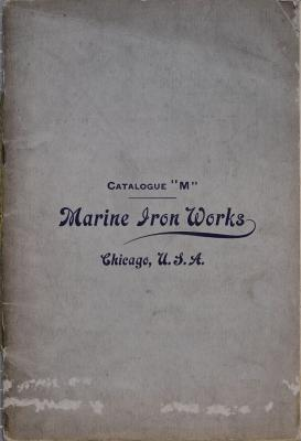 Catalogue M. Marine Iron Works