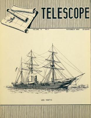 Telescope, v. 5, n. 11 (November 1956)