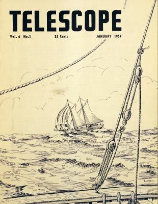 Telescope, v. 6, n. 1 (January 1957)