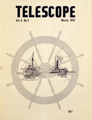 Telescope, v. 6, n. 3 (March 1957)