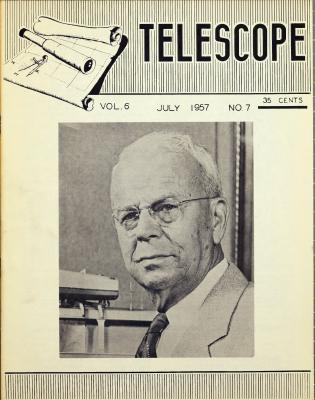 Telescope, v. 6, n. 7 (July 1957)