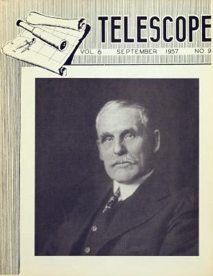 Telescope, v. 6, n. 9 (September 1957)