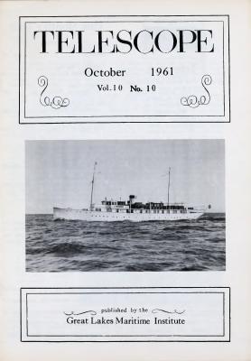 Telescope, v. 10, n. 10 (October 1961)
