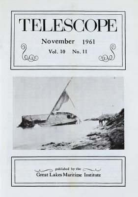 Telescope, v. 10, n. 11 (November 1961)