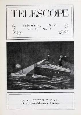 Telescope, v. 11, n. 2 (February 1962)