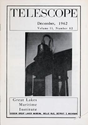 Telescope, v. 11, n. 12 (December 1962)