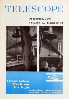 Telescope, v. 12, n. 12 (December 1963)